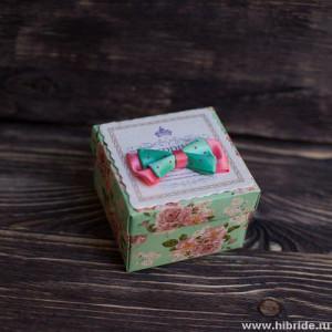 Бонбоньерка - коробочка
