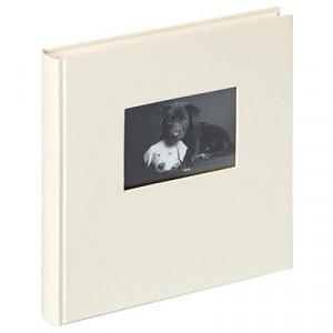Альбом с окошком белый
