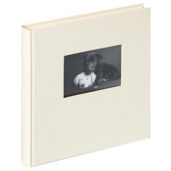 Альбом с окошком (белый и черный)