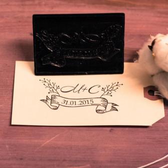 Штамп на свадьбу