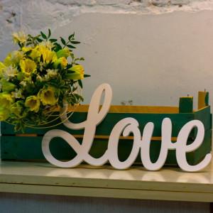 """Слово """"love"""""""