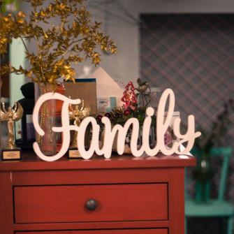 """Слово """"Family"""""""