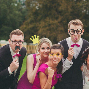 Свадебная бутафория - набор...