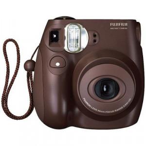 FUJIFILM INSTAX MINI шоколадный  (Polaroid pic 300)