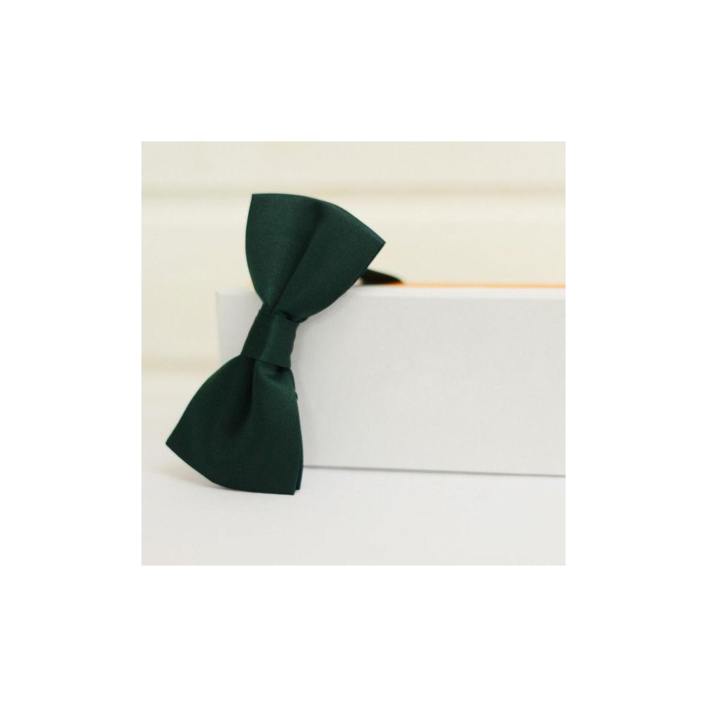 Бабочки галстуки зеленые