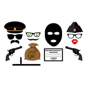 Police - фотобутафория набор