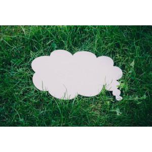 Табличка - Облако