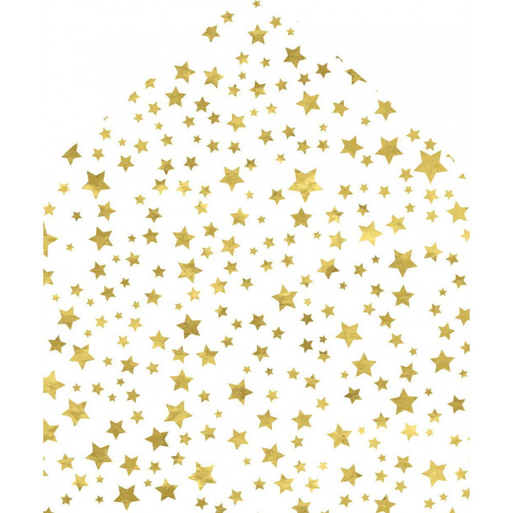 Звезды - вкладка в конверт