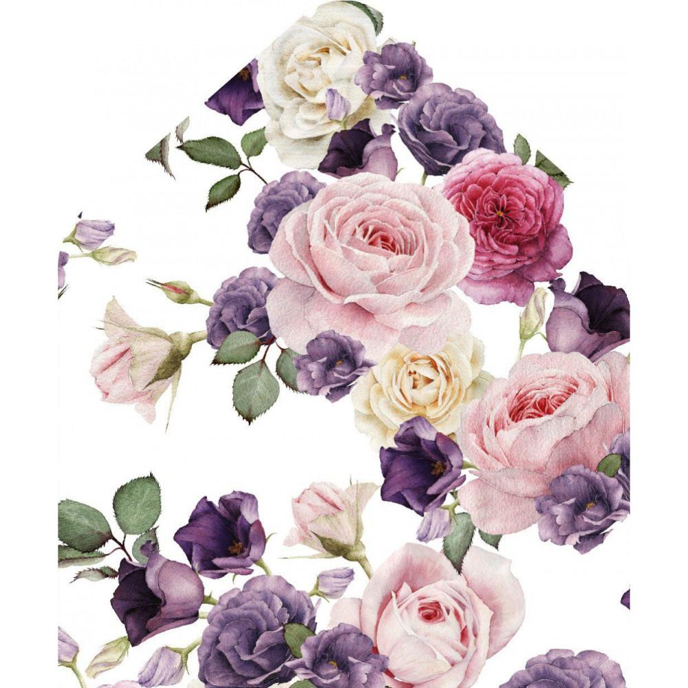 Розы - вкладка в конверт
