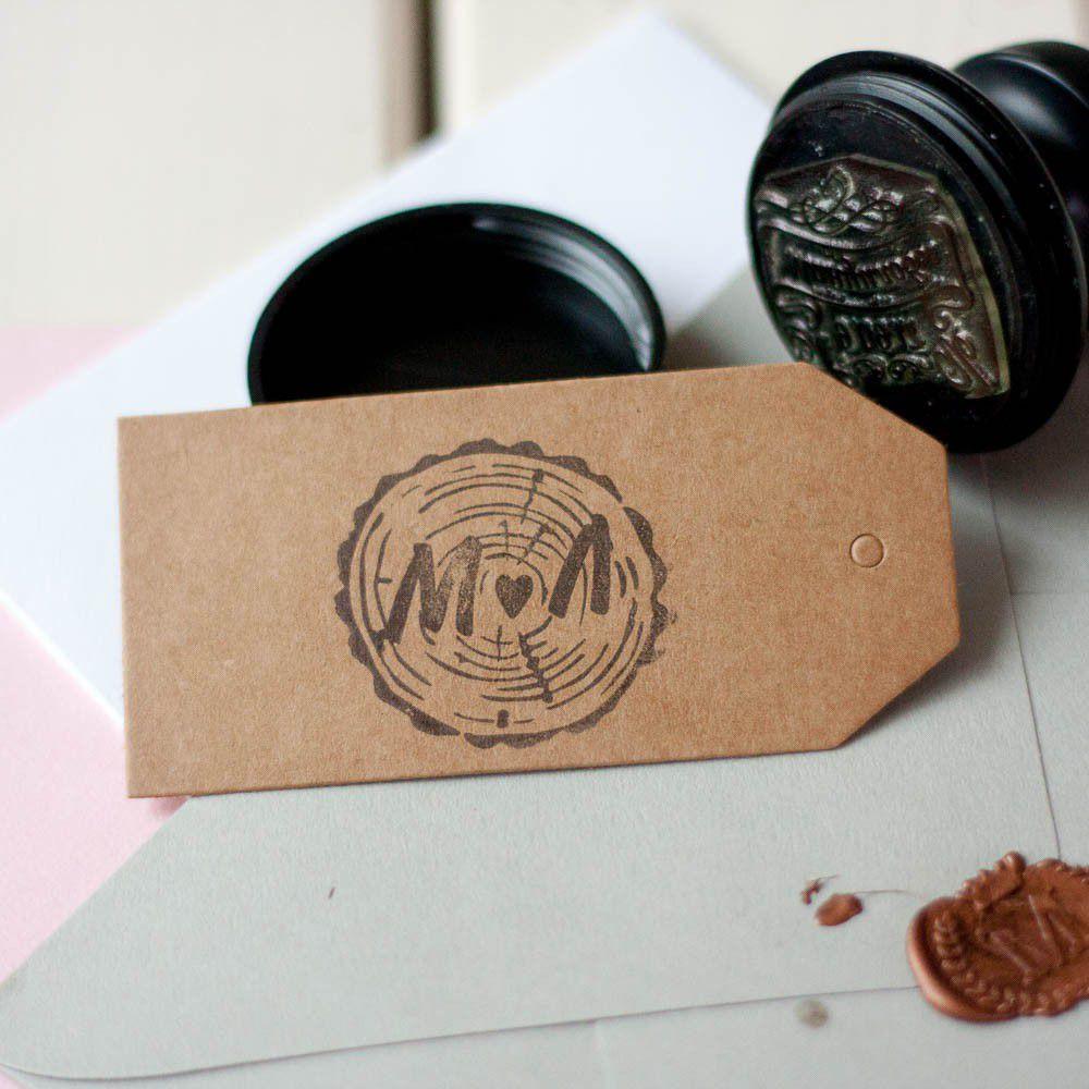 Печать с буквами на свадьбу