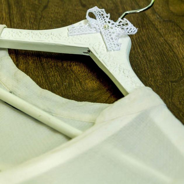 Свадебные плечики - Bride