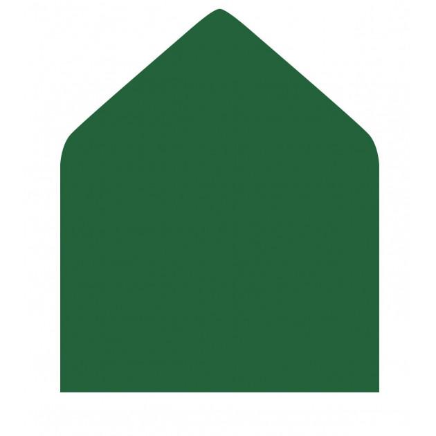 Зеленая - Вкладка для конверта