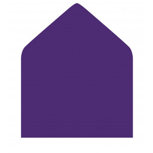 Лиловая  - Вкладка для конверта