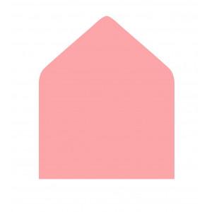 Вкладка для конверта, розовая