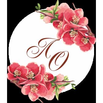 """Наклейка """"Розы"""""""