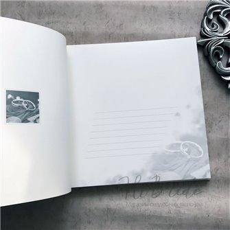 Большой альбом для фото Glamour (белые страницы)