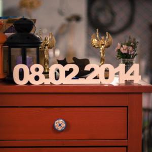 Дата свадьбы - на заказ