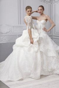 свадебное платье Monique-Lhuillier