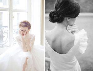 альтернативные виды свадебной прически