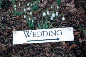 указатель свадьба