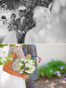 цветочная свадьба на природе