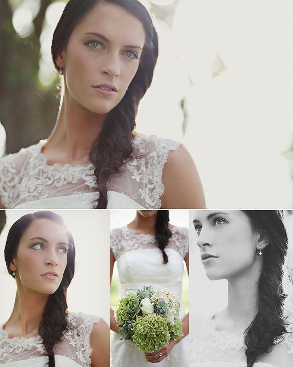свадебные прически 2012 косы