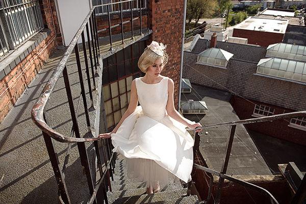 tobi hannah свадебное платье