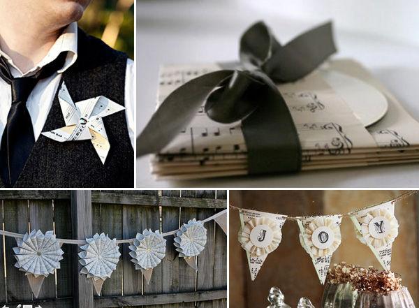 декор свадьбы своими руками