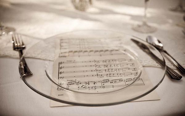 оформление свадебного стола своими руками