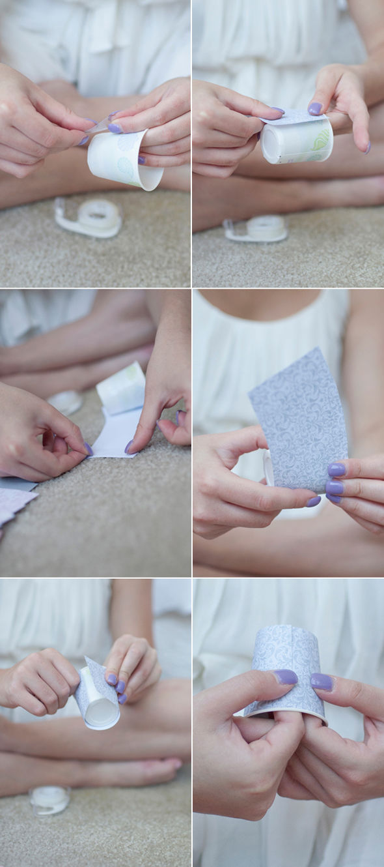 сделать свадебную гирлянду
