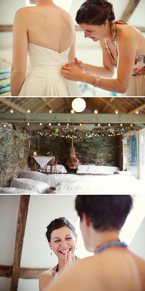 свадьба утро невесты