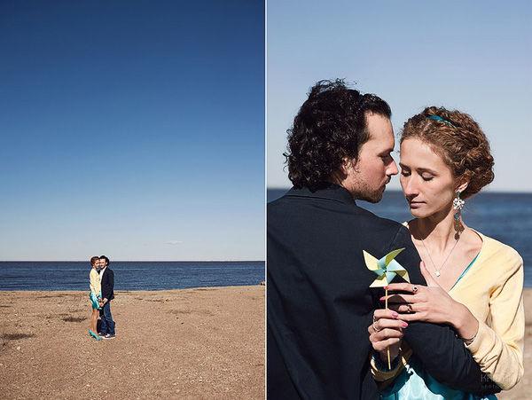 морская love story