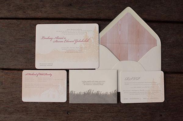 пример приглашения на свадьбу