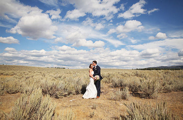 свадьба на природе фото