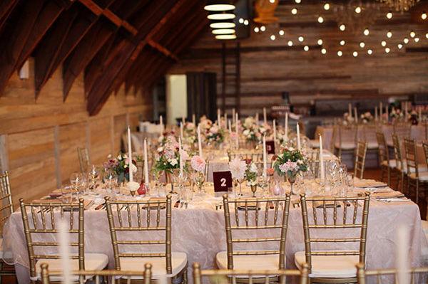 фото оформление свадебного стола