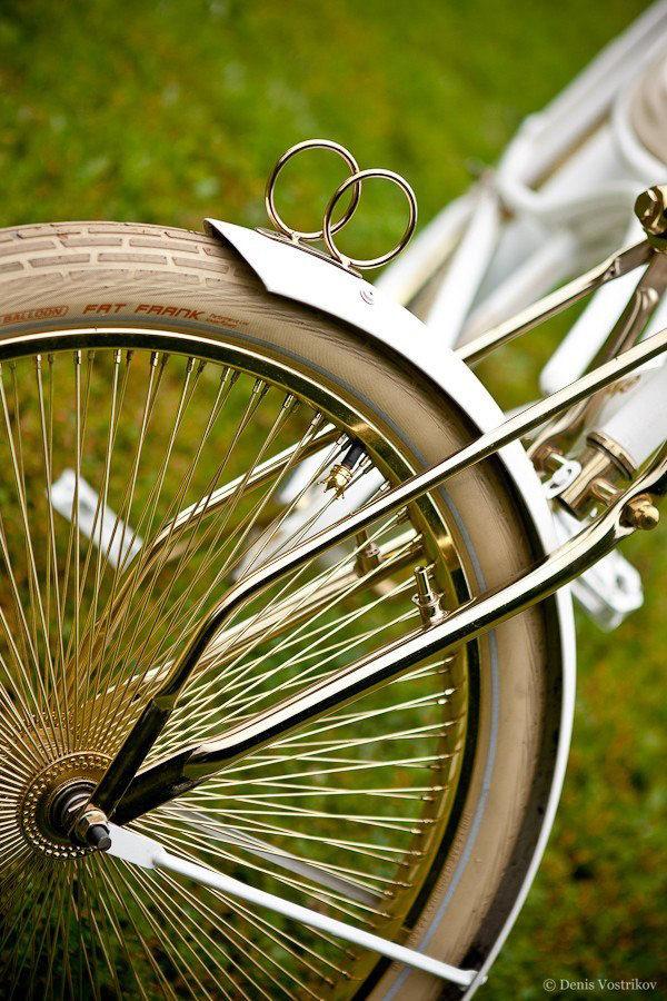 свадьба на велосипедах