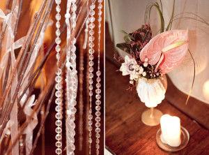 оформление свадьбы осенью
