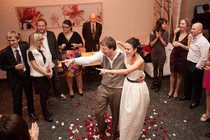 свадьба танец жениха и невесты