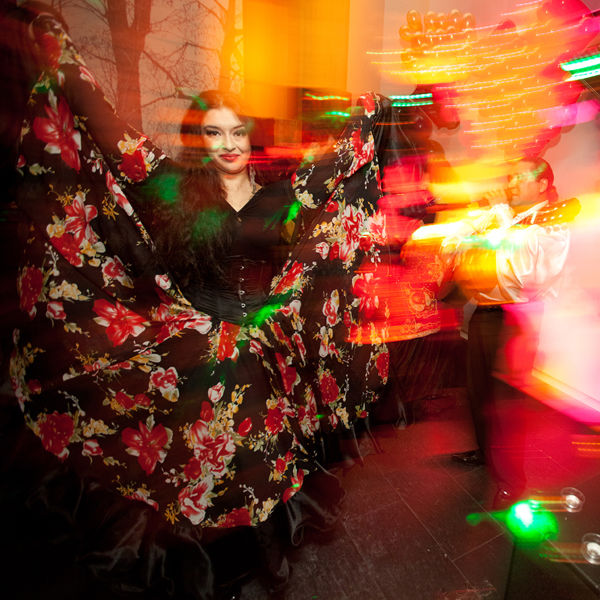 танцы на свадьбе цыгане