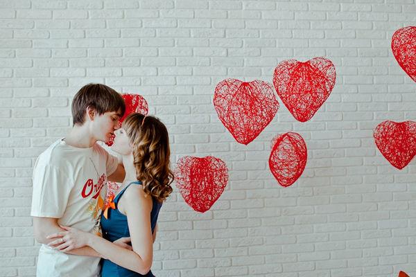 love story осенью