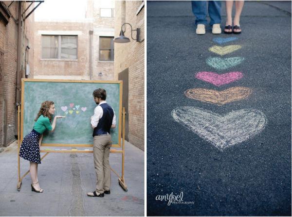 идеи для фотосессии на улице