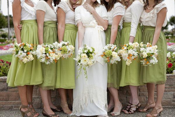 Юбки пачки подружки невесты
