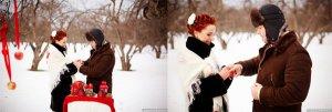 образ невесты и жениха