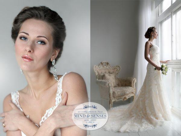 образ невесты винтаж