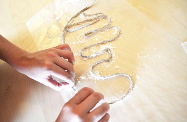 свадебный handmade