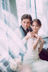 винтажная свадьба