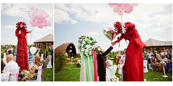 развлекаем гостей на свадьбе