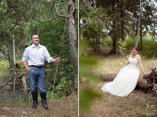 образы невесты и жениха