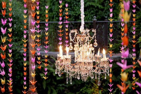 подвесной декор