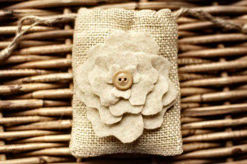 свадебный handmade рустик